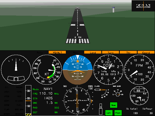 The ACM flight simulator - Download page